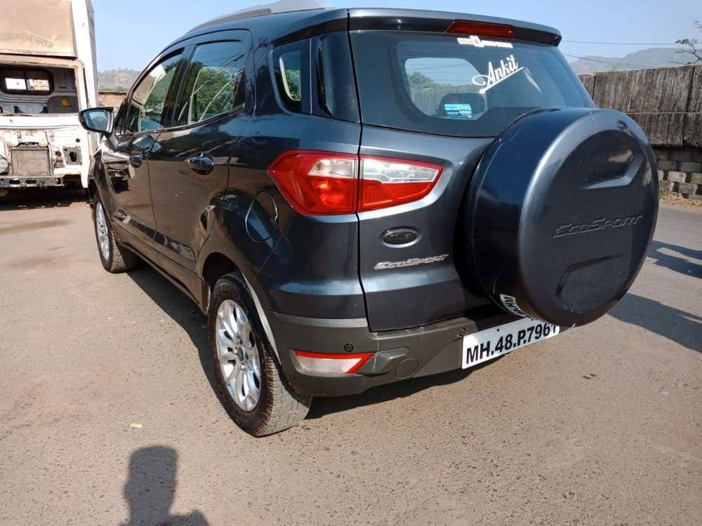 Used Ford Ecosport 15 Tdci Diesel Titanium Plus In Mumbai