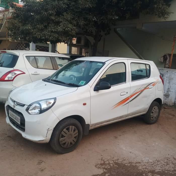 Maruti Alto K10 Price Used Car2016: Used Maruti Suzuki Alto 800 LXI In Ahmedabad 2016 Model