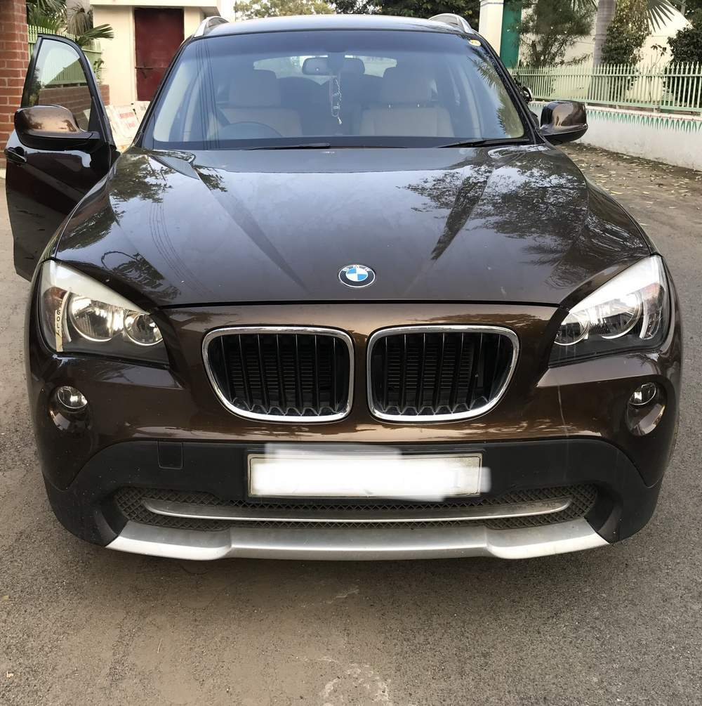 Used Bmw X1 SDrive 20d In Borsad 2011 Model, India At Best