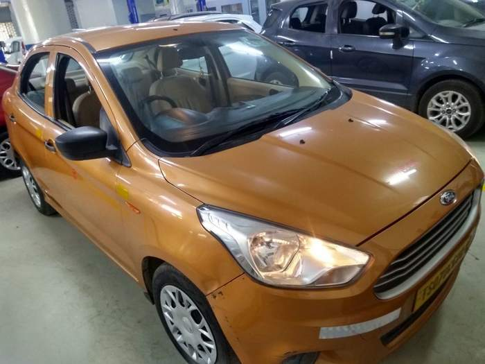 used ford figo aspire 1 5d ambiente mt in hyderabad 2016 model india at best price id 26797. Black Bedroom Furniture Sets. Home Design Ideas