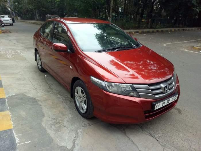 Used Honda City S Mt Petrol In Bangalore 2009 Model India At Best