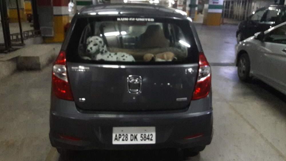 Used Hyundai I10 12 Magna At In Hyderabad 2011 Model India At Best