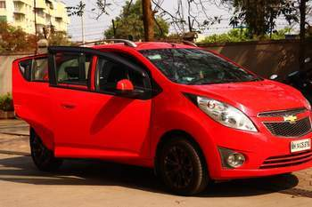 Used Chevrolet Beat Cars in Pune - Second Hand Chevrolet Beat Cars