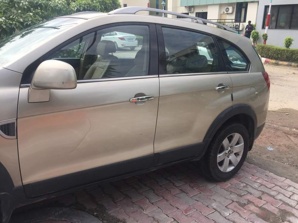 Used Chevrolet Captiva Lt In Panipat 2009 Model India At Best Price
