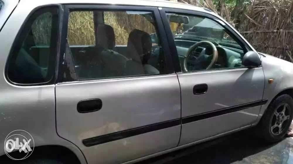 Used Maruti Suzuki Zen Vxi In Visakhapatnam 2003 Model India At