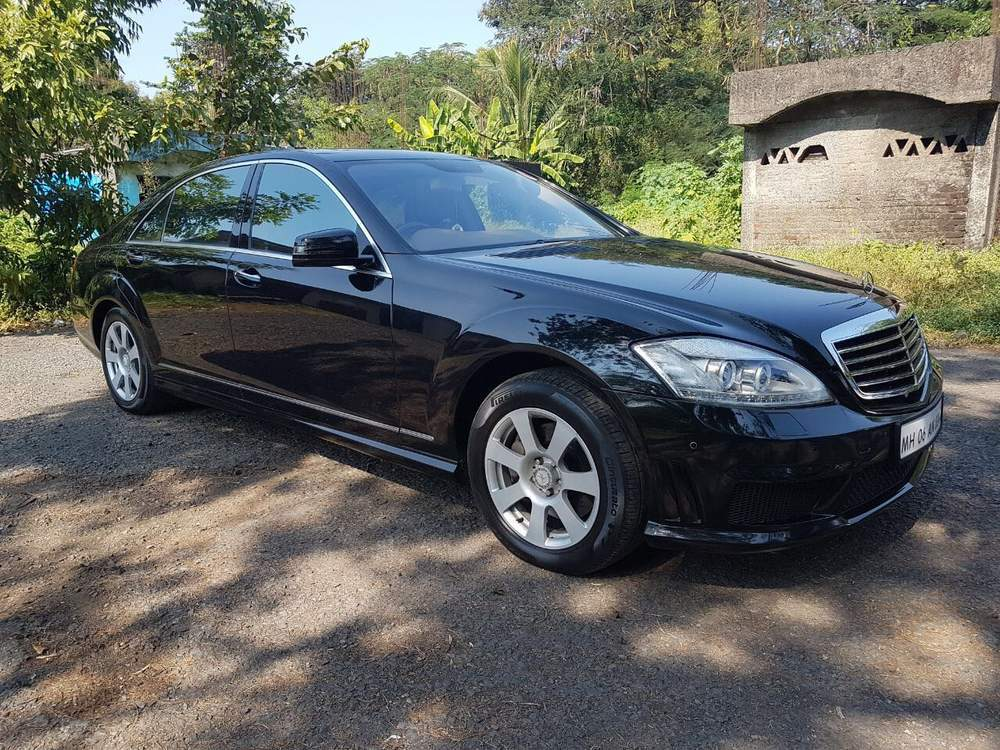 Go Auto Insurance Quote >> Used Mercedes Benz S Class S 350 d in Mumbai 2008 model, India at Best Price, ID 27302