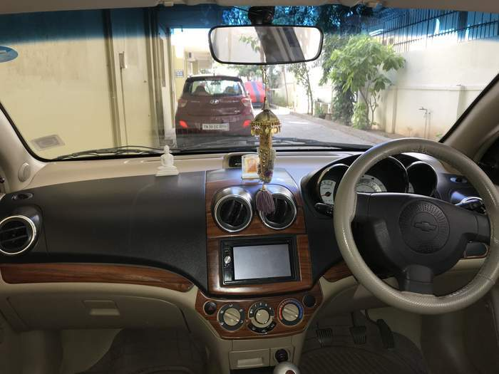 Used Chevrolet Aveo 14 Ls In Chennai 2008 Model India At Best
