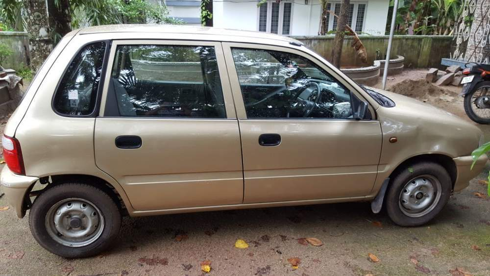 Used Maruti Suzuki Zen Lx In Chengannur 2000 Model India At Best