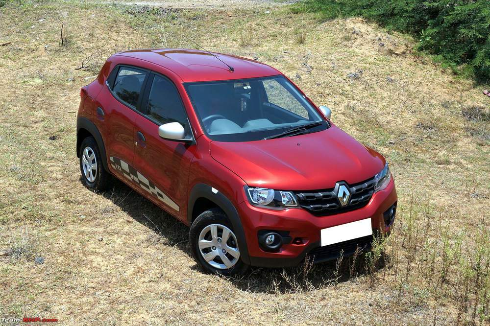 Used Renault Kwid Rxt 1 0 Driver Airbag Option In Chennai 2016 Model