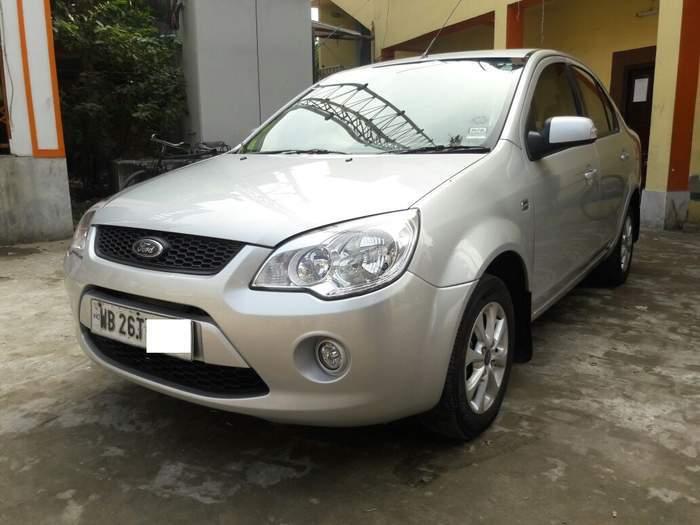 Used Ford Fiesta Classic 1.6 Duratec Titanium In Kolkata