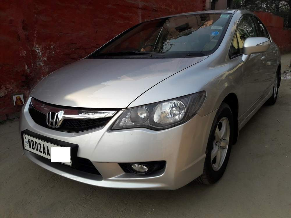 Instant Auto Insurance No Down Payment >> Used Honda Civic V CVT Petrol in Kolkata 2012 model, India at Best Price, ID 27499