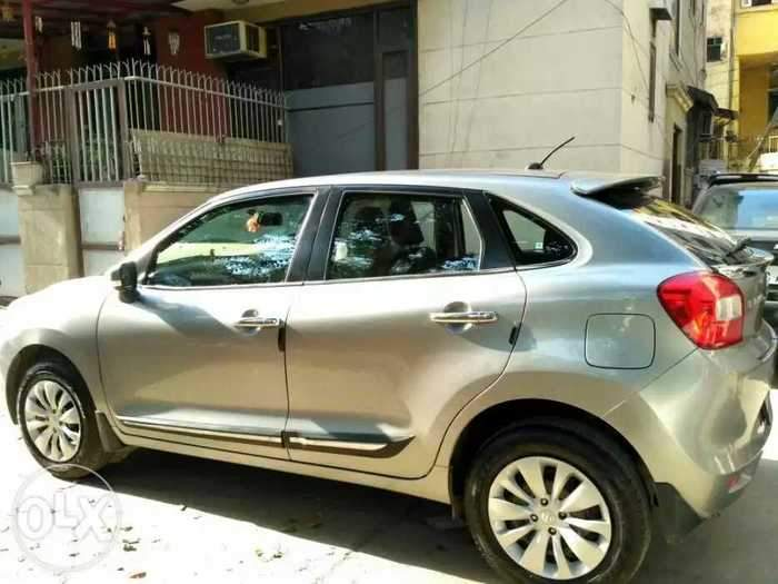 Maruti Suzuki Baleno Rear Left Side Angle View