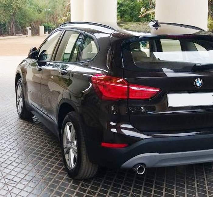 Used Bmw X1 SDrive 20d In Chennai 2017 Model, India At