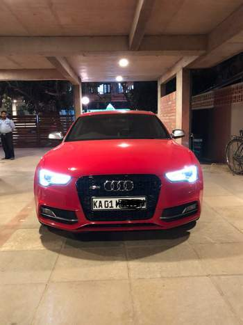 Used Audi Cars In Bangalore Second Hand Audi Cars For