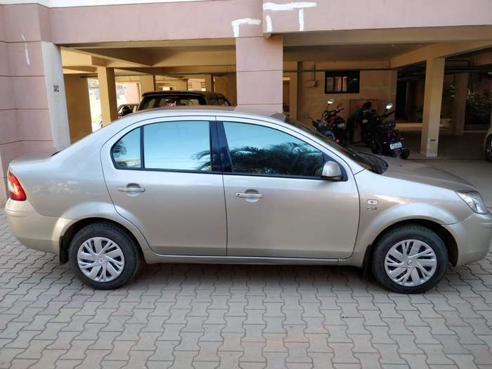 Used Ford Fiesta 1 6 Duratec Zxi In Bangalore 2008 Model India At
