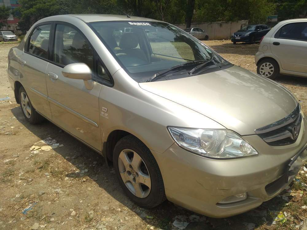Used Honda City Zx Vtec In Bangalore 2006 Model India At Best Price
