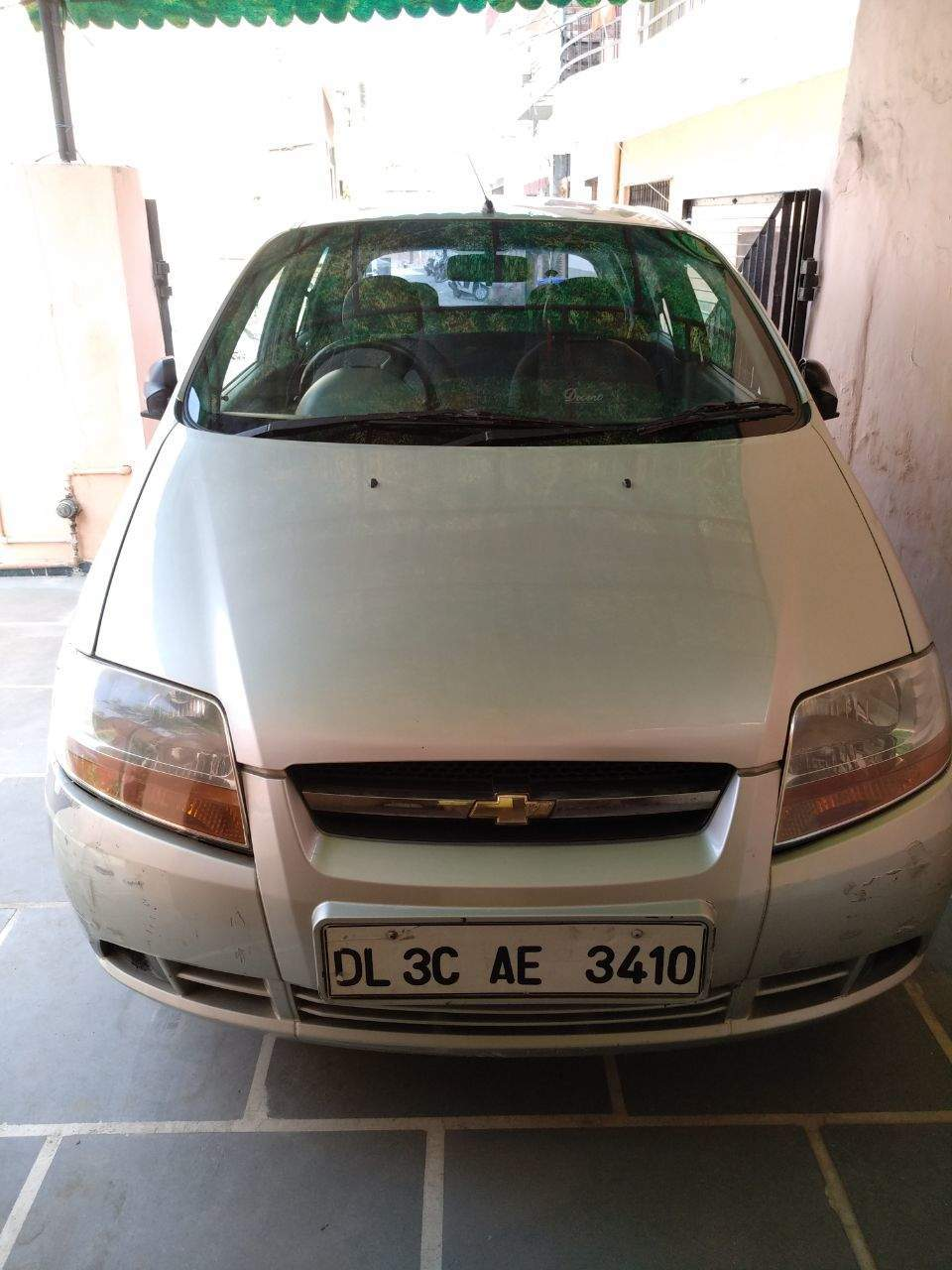 Chevrolet Aveo Uva Left Side View ...