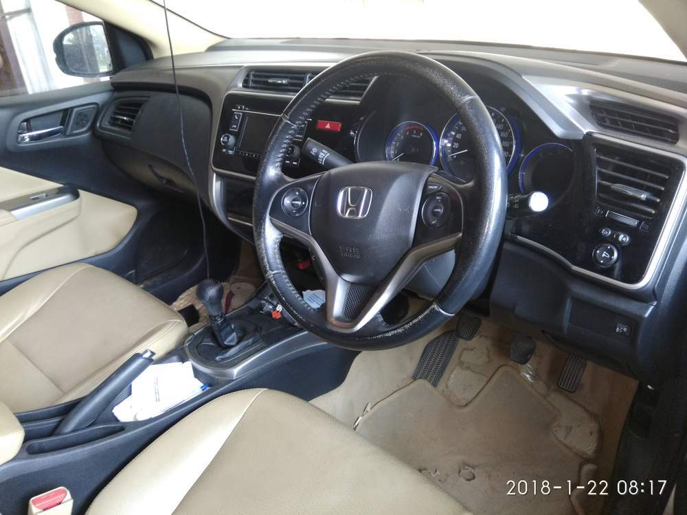Used Honda City Vx Mt Diesel In Pondicherry 2014 Model India At