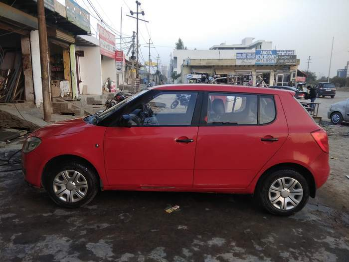 used skoda fabia 1 2 ambiente 1 2 in noida 2009 model india at best price id 28219. Black Bedroom Furniture Sets. Home Design Ideas