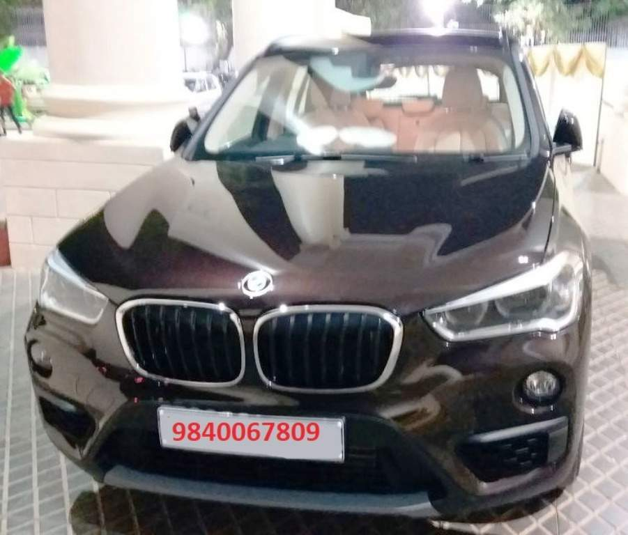 Used Bmw X1 SDrive 20d Exclusive In Chennai 2017 Model