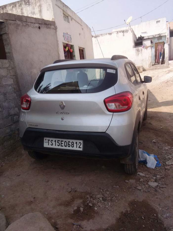 Used Renault Kwid Climber In Hyderabad 2017 Model India At Best