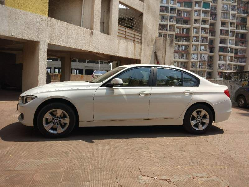 Used Bmw 3 Series 320d Prestige In Kharghar 2015 Model India At