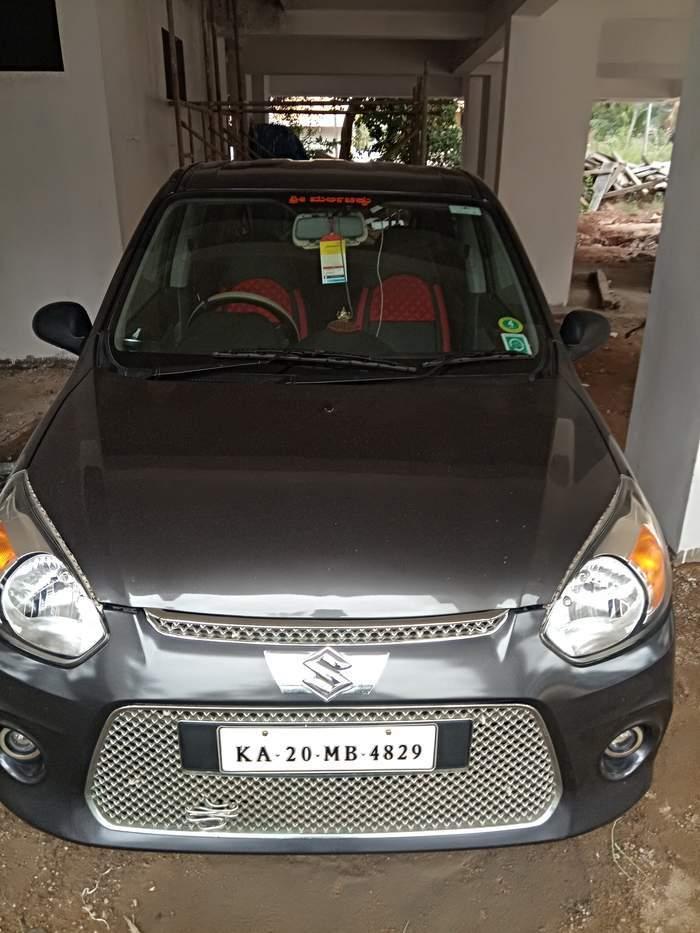 Used Maruti Suzuki Alto 800 LXI in Mangalore 2017 model