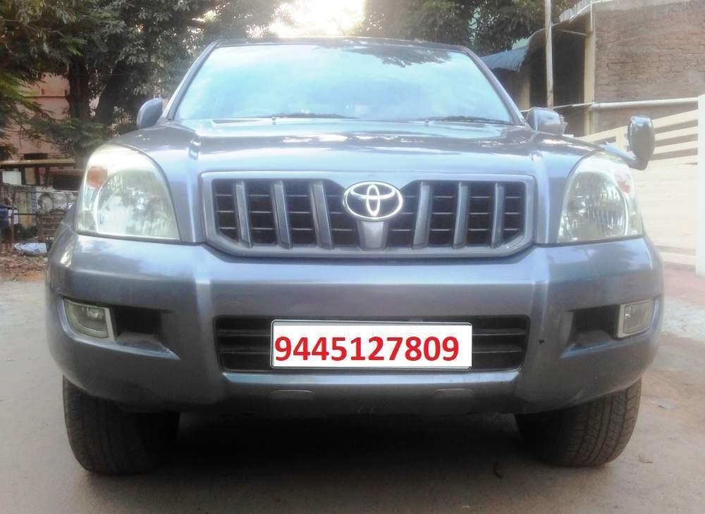 Used Toyota Land Cruiser Prado Vx L In Chennai 2010 Model