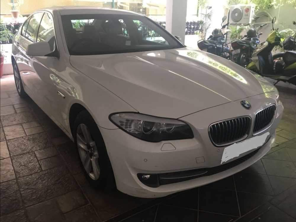 Used Bmw 5 Series 523i In Chennai 2010 Model India At Best Price