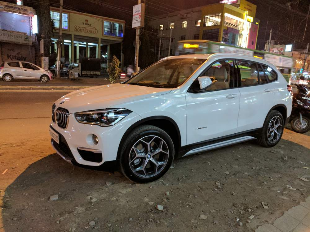 Used Bmw X1 Sdrive20d Xline In Bangalore 2017 Model India At Best