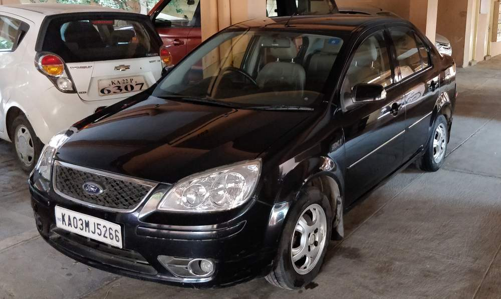 Used Ford Fiesta 1 4 Duratorq Sxi In Bangalore 2008 Model India At