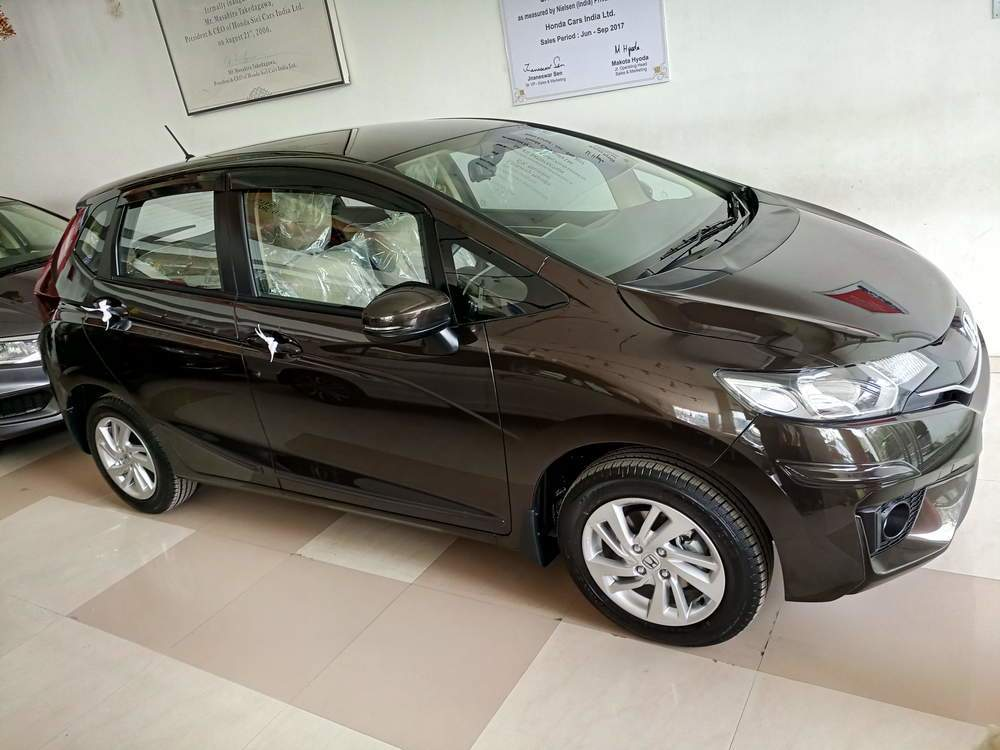 Used Honda Jazz V Cvt Privilege Edition Petrol In Mumbai 2018