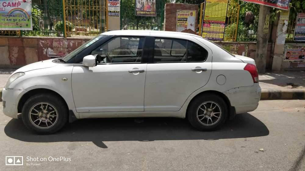 6b752f5e7a Used Maruti Suzuki Swift Dzire VXI in West Delhi 2010 model