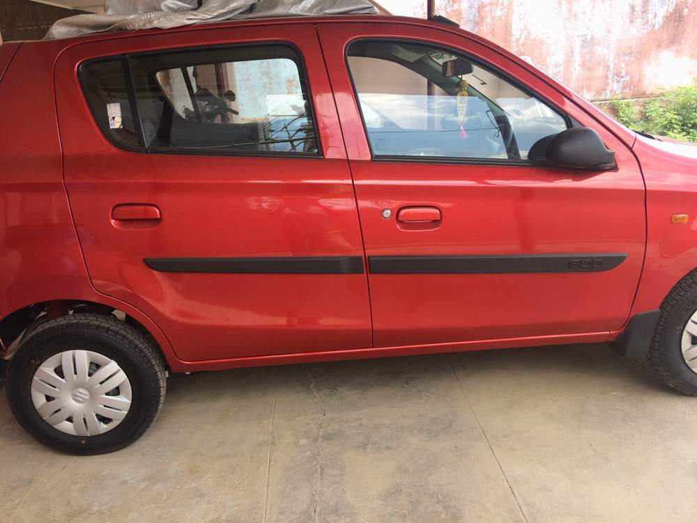 Used Maruti Suzuki Alto 800 Lxi O In Coimbatore 2017 Model India