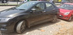 Honda City Rear Left Rim