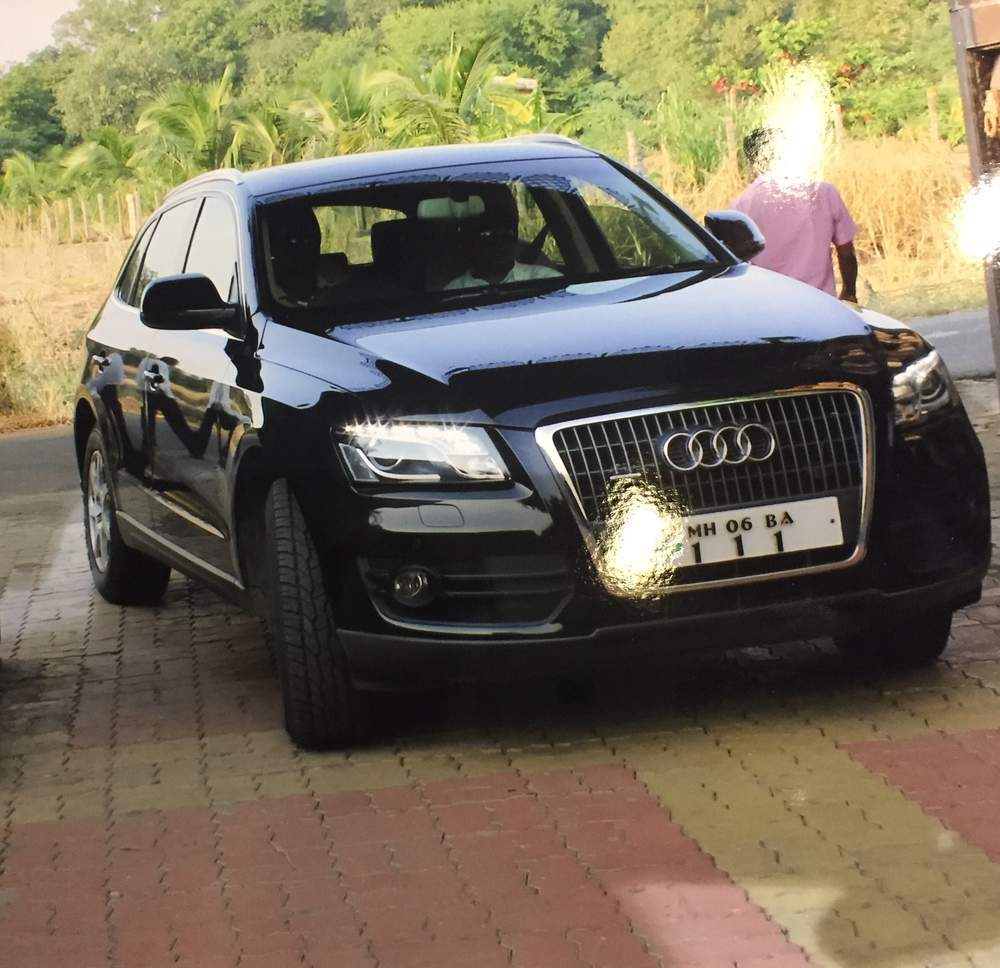 Used Audi Q5 2.0 TDI Quattro In Mumbai 2010 Model, India