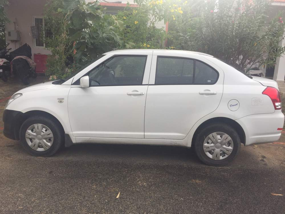 Used Maruti Suzuki Swift Dzire Vdi In Chennai 2013 Model India At