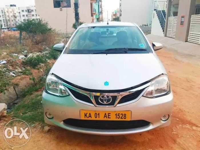 Used Toyota Etios Cross D 4d Gd In Bangalore 2015 Model India At