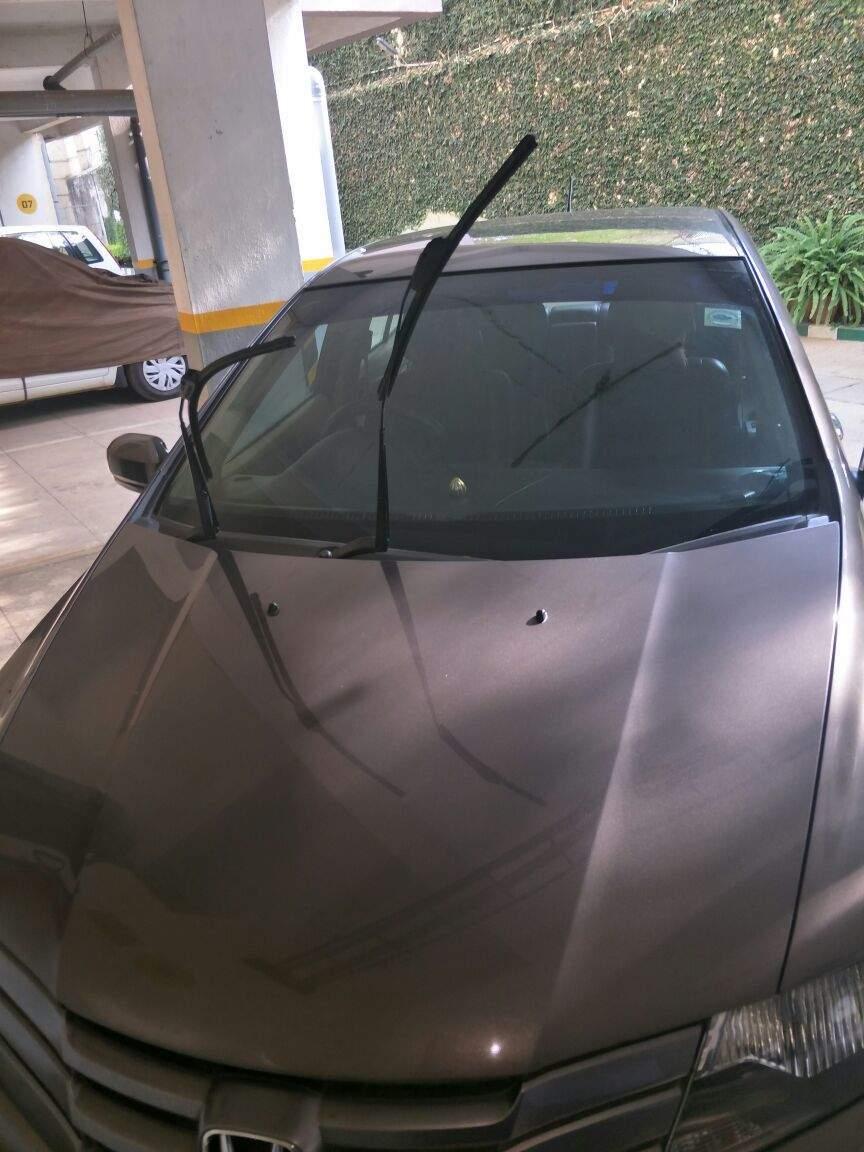 Honda City Front Left Rim