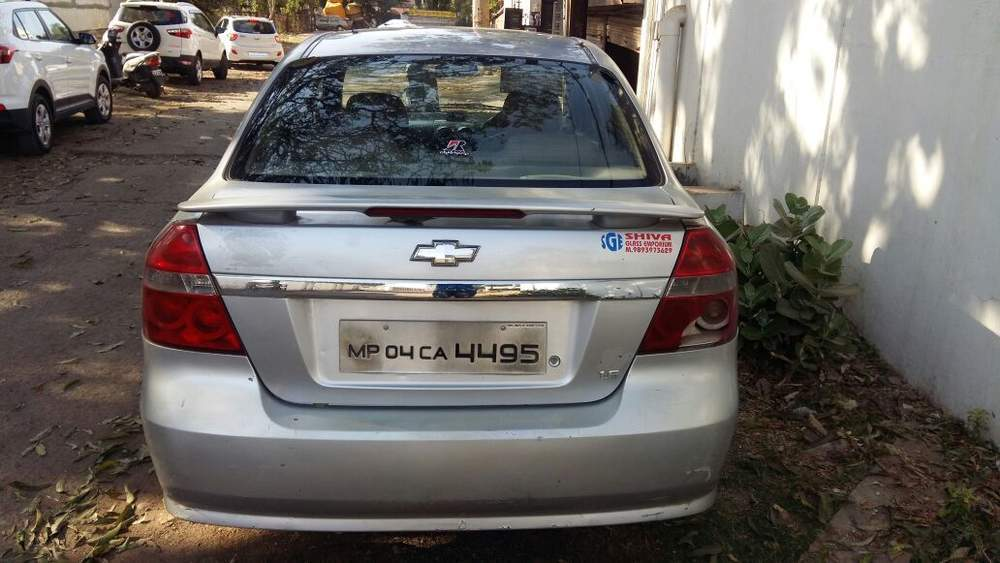 Used Chevrolet Aveo 1 6 Lt In Bhopal 2006 Model India At Best Price