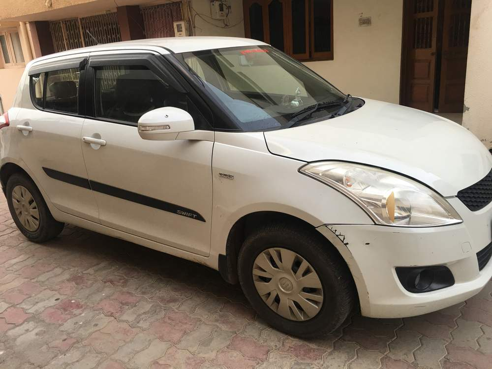 Used Maruti Suzuki Swift Vdi In Borsad 2012 Model India