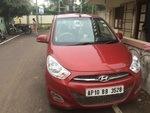 Hyundai I10 Front Left Rim