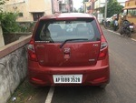 Hyundai I10 Rear Left Rim