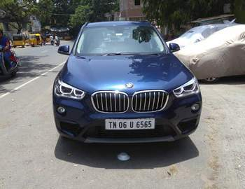 Used Bmw X3 Xdrive20d Luxury Line In Chennai 2016 Model India At
