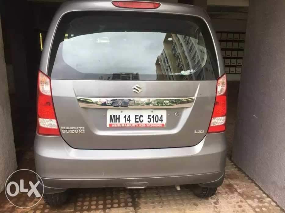 Used Maruti Suzuki Wagon R Lxi Cng O In Pune 2014 Model India