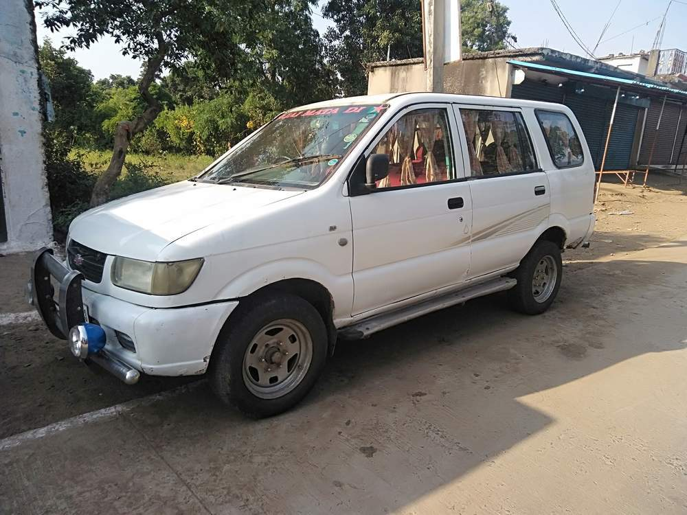Used Chevrolet Tavera Ls 7 Bs Iv In Mandla 2007 Model India At