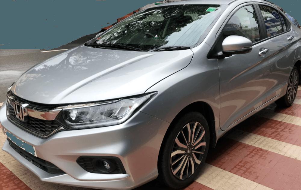 Used Honda City Vx Cvt Petrol In Bangalore 2017 Model India At Best