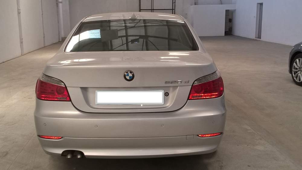 Bmw 5 Series Front Left Rim