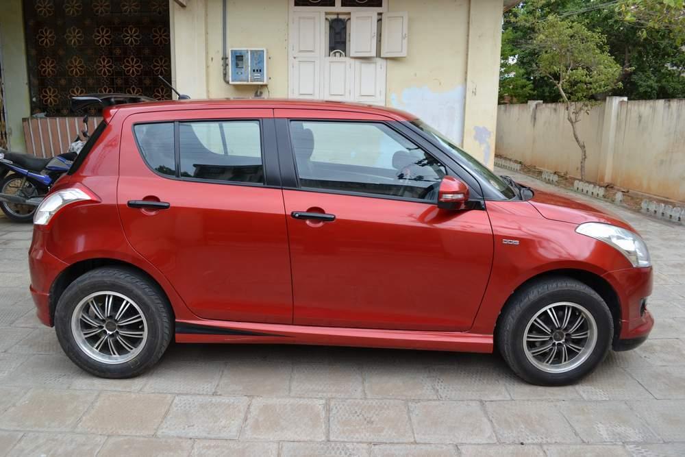 Used Maruti Suzuki Swift Vdi O In Bangalore 2014 Model India At
