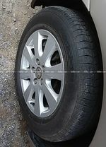 Toyota Camry W2 Front Right Rim